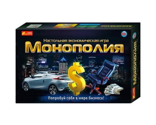 Настольная семейная игра Монополия 5807