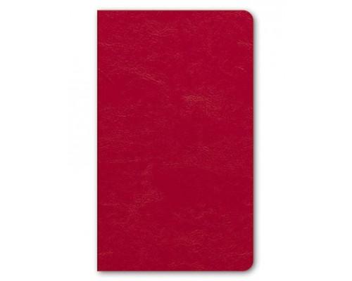 Бизнес-блокнот А5 128 листов SARIF Красный
