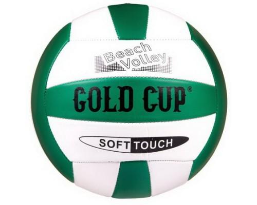 Мяч волейбольный 2 слоя GOLD CUP Т38536