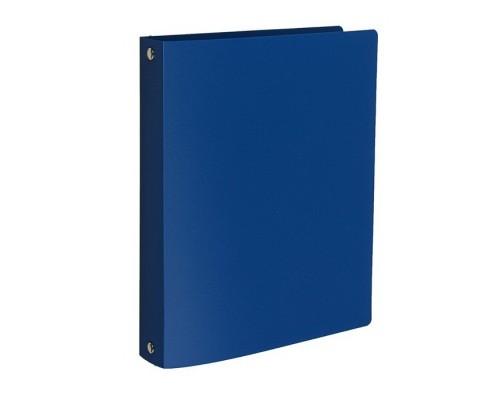 Папка А5 4 кольца Proff.Standard 16 мм синяя