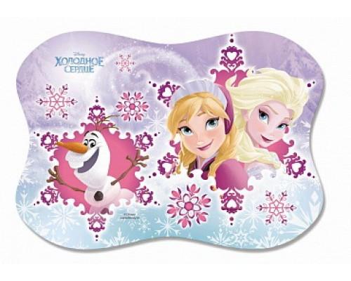 Подкладкадля лепкифигурная 15*21 Disney Frozen