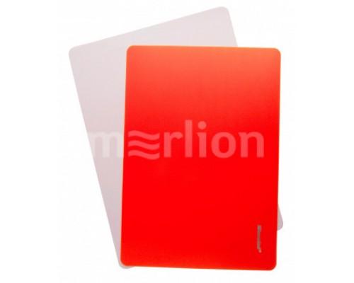 Доска для лепки А5 Silwerhof Neon оранжевый