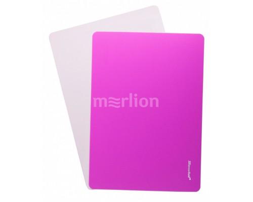 Доска для лепки А4 Silwerhof Neon розовый