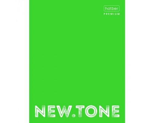 Папка на кольцах А5 NEWtone NEON ЛАЙМ