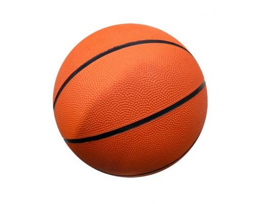 """Мяч баскетбольный 9552 """"Джордан"""", D-24см, 3 подслоя, резина"""